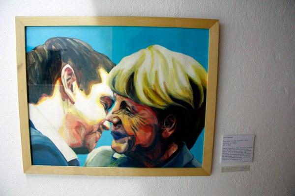 Medium: mixed media (acrylic & pencil) on paper Dimensions: 90 x 70 cm Year: 2011