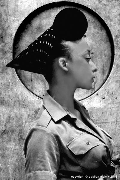 The figurative portrait damian wojcik