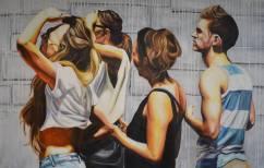 Medium: acrylic on canvas Dimensions: 120 x 90 cm Year: 2012